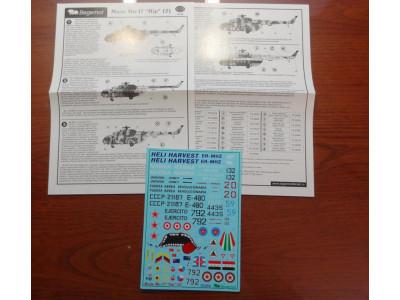 """BEGDEC 72-014 1/72 Миль Ми-17 """"Hip"""""""